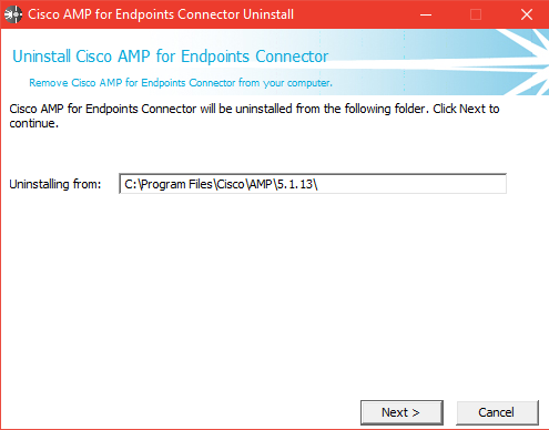 AMPutations : Disabling Cisco AMP for Endpoints before detection – DODC